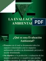 (610021783) Clase 3la Evaluación Ambiental