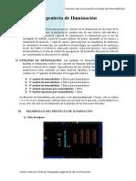 Proyecto de Iluminacion- Unidad de Hemodialisis.