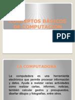 Conceptos Básicos de Computación