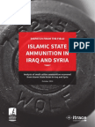 Islamic State Ammunition in Syria and Iraq