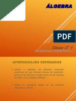 Clase  Álgebra PPT