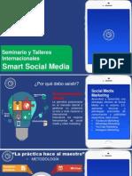 Presentacion de Smart Social Media