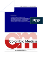 Colombia Medica Volumen 41 n2 (Abril-junio), 2010
