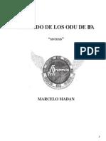 Marcelo Madan Sintesis Odu Ifa
