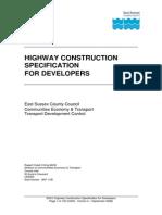 Escc Construction Spec for Dev 08