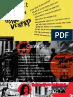 Project Vespa in India