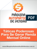 [MAV] Táticas Poderosas Para Se Gerar Renda Mensal Online (1)