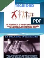 Presentacion Integridad Solange