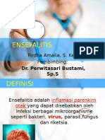 Encephalitis Ppt