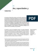Parellada - 2008 - Necesidades , Capacidades y Valores