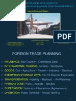Elements of Port Logistics