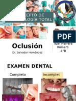 Concepto de Odontología Total