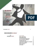 Don Draper is Dead Final