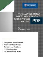 Recruitment Process of HDFC Bank