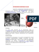 Hipertensión Renovascular Cm