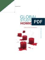 Global Homicide Report Exsum