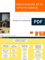 7. La Comunicación en El Entorno Laboral