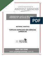 Avmod2 - Tópicos Especiais Das Ciências Jurídicas