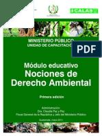 Nociones de Derecho Ambiental