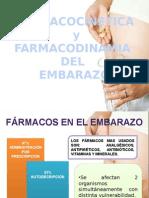Farmacocinetica en El Embarazo