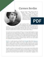 Carmen Serdán