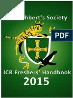 Cuth's JCR Handbook 2015