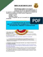 Examen Completo cnp 2015