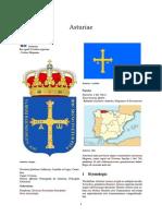 Asturiae