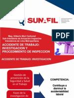 Seminario Accidente de Trabajo Investigacion y Procedimiento de Inspeccion - Presentacion (1)