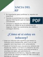 Importancia Del Infocorp