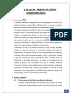 Bombeo Mecánico Producc III