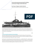 A Odisseia Da Frota Naval Que Chegou Tarde Demais