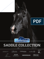 Horseland Saddle Collection 2015