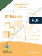 Aptus Chile Matemática  3°