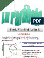 DIAPOSITIVAS PARÁBOLA.ppt