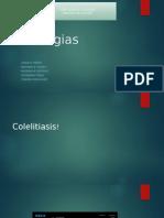 patologia vecicula biliar