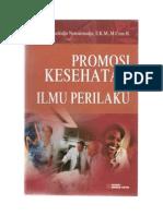 Promosi Kesehatan & Ilmu Perilaku eBook