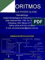 Algoritmos Dr. Jesus Rivera Olivas