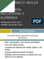 Romanico Ingles Presentacion