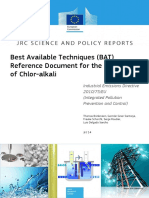 2014 - Best Available Technology for Chlor Alkali