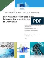 2014 - Best Available Technology for Chlor Alkali