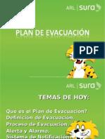 002 Arl Sura Plan de Evacuacion
