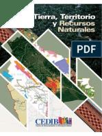 tierra territorio y recursos naturales