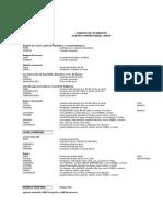 Especificaciones Tecnicas Arquitectura (Cuadro Acabados) - 2