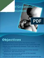 Neonatal Assessment