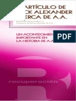 EL ARTICULO DE JACK ALEXANDER ACERCA DE AA.pdf