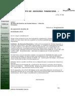 Carta de Presentacion IDAF