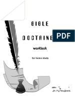 Doctrines Student Home Study Wkbk