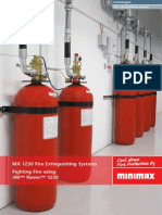 PB14Ce 04 MX 1230 Fire Extinguishing Systems