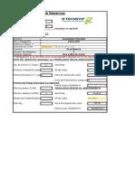 Formulario Reservas TRANSVIP